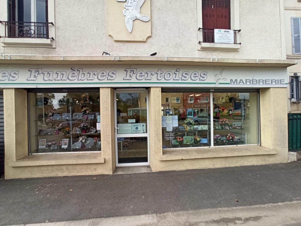 Agence Pompe funèbre petit funéraire by petit La Ferté sous Jouarre 77260